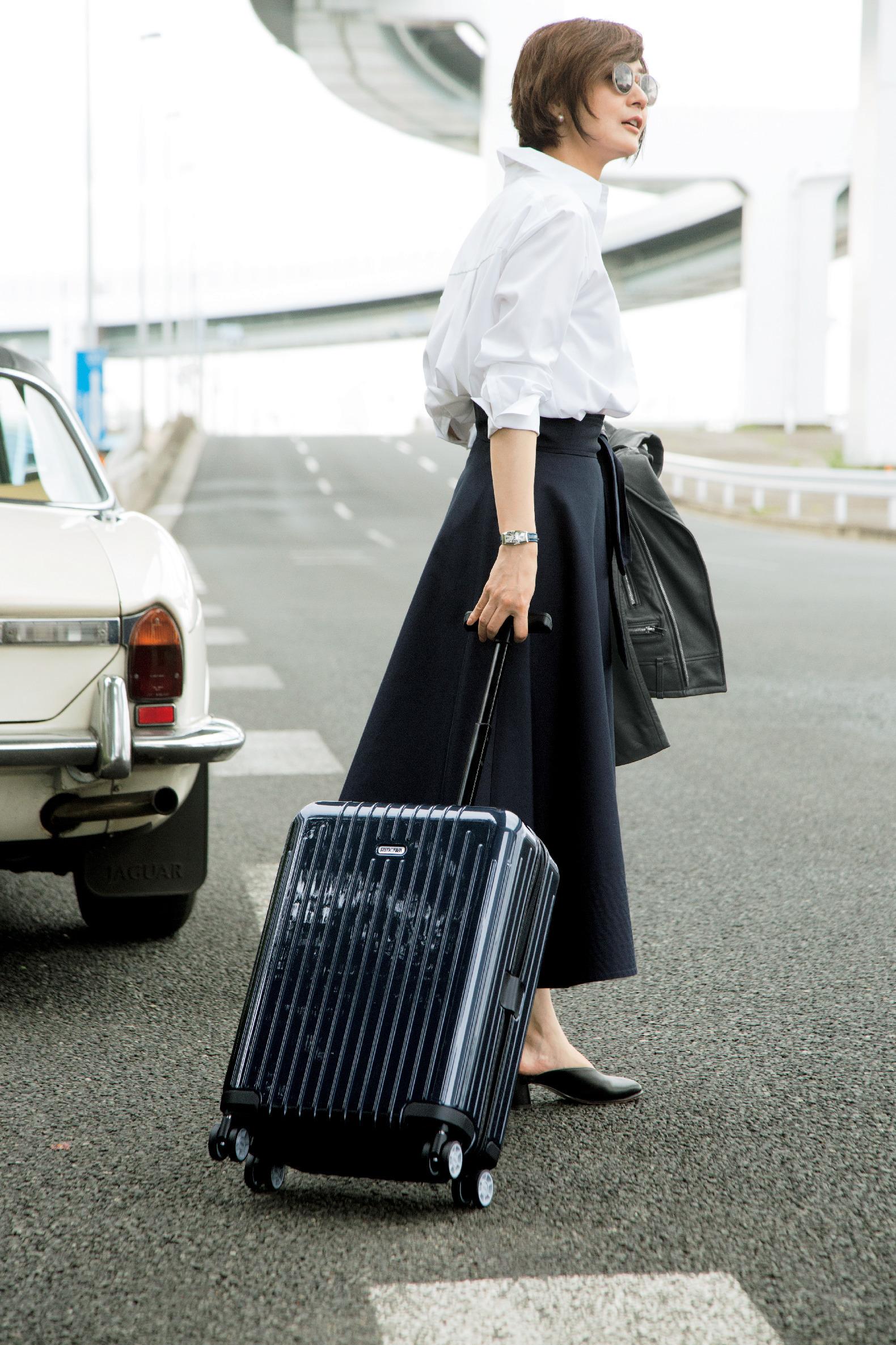 リモワで大人の旅スタイルを格上げ!世界のセレブに愛される旅の名品_1_1
