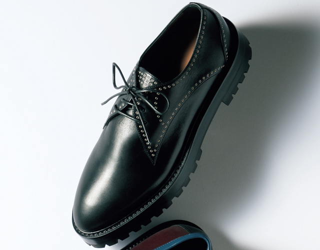 アライアの靴