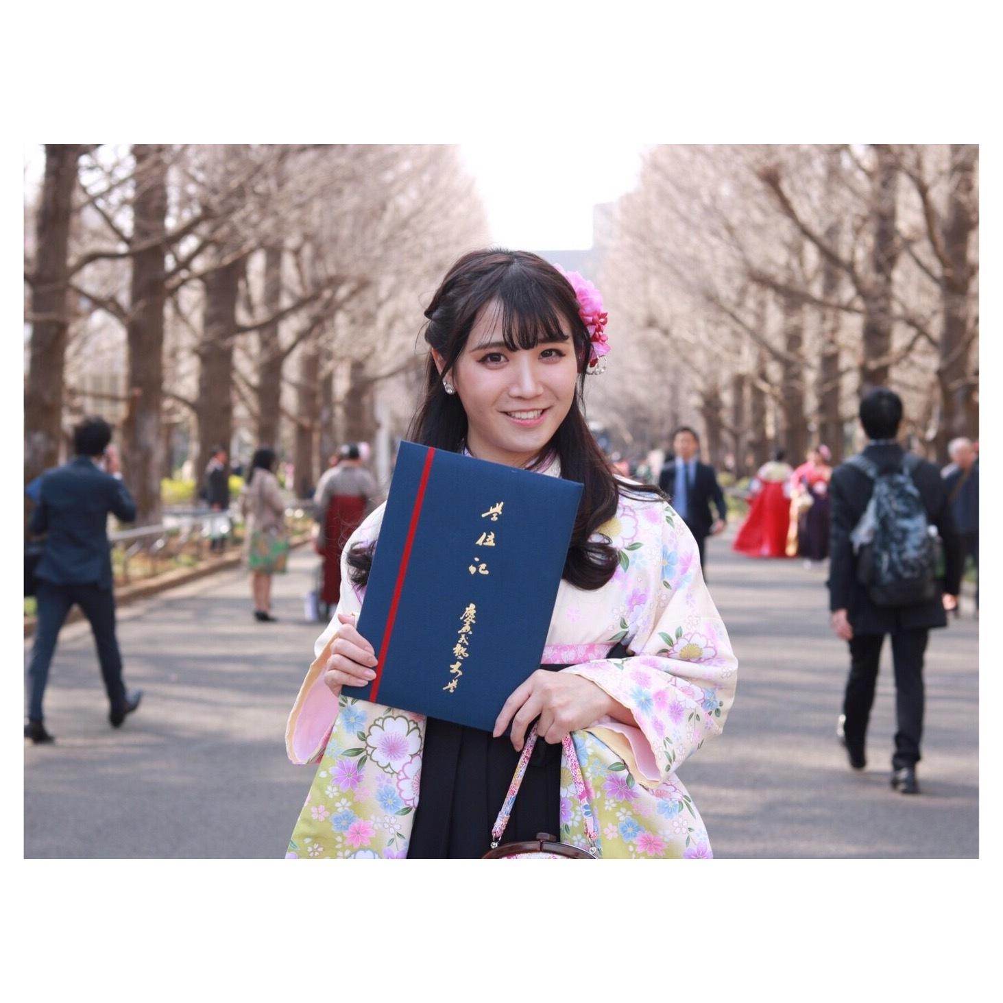 慶應義塾大学を卒業致しました!_1_1