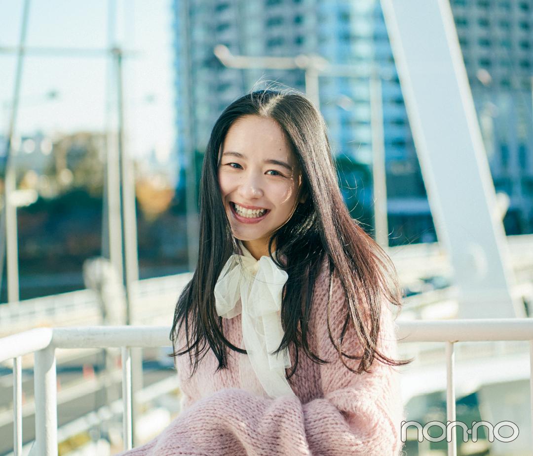 堀田真由がノンノ専属モデルに決定! 今の気持ち、話します♡ _1_3