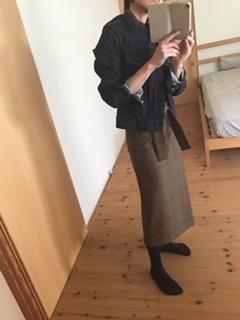 SALE戦利品は私的黄金丈スカート☆_1_5-1