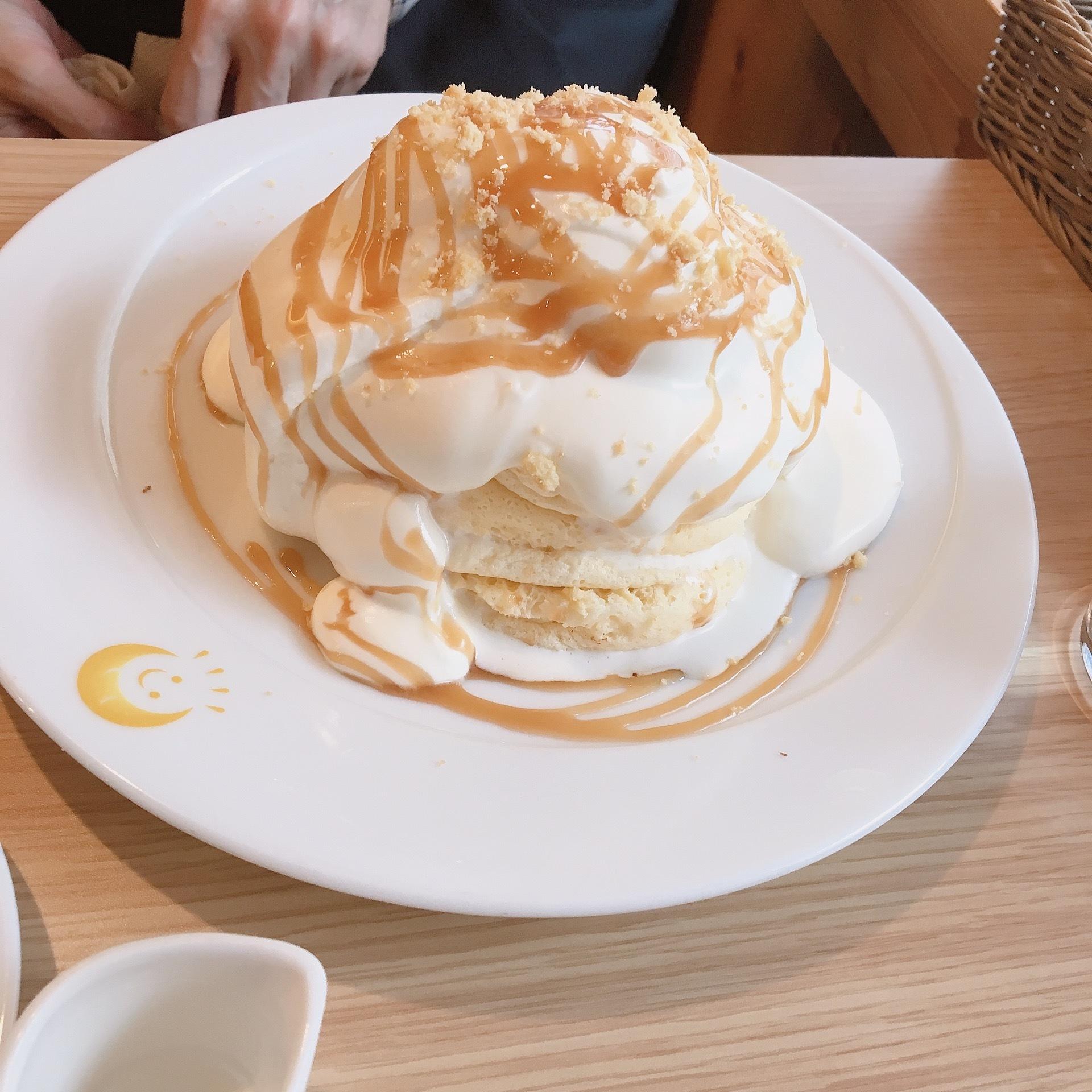 SNSで【美味しすぎる】と話題☆ 究極のパンケーキ「茶香」が凄い_1_6