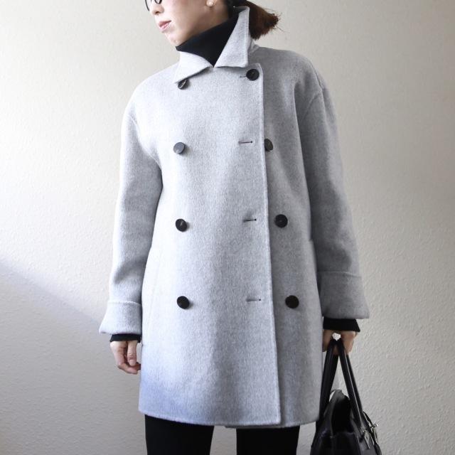 身長低めさんに嬉しいトレンド「ショート丈コート」! 今年の特徴&着こなしのコツは?【小柄バランスコーデ術#02】_1_6