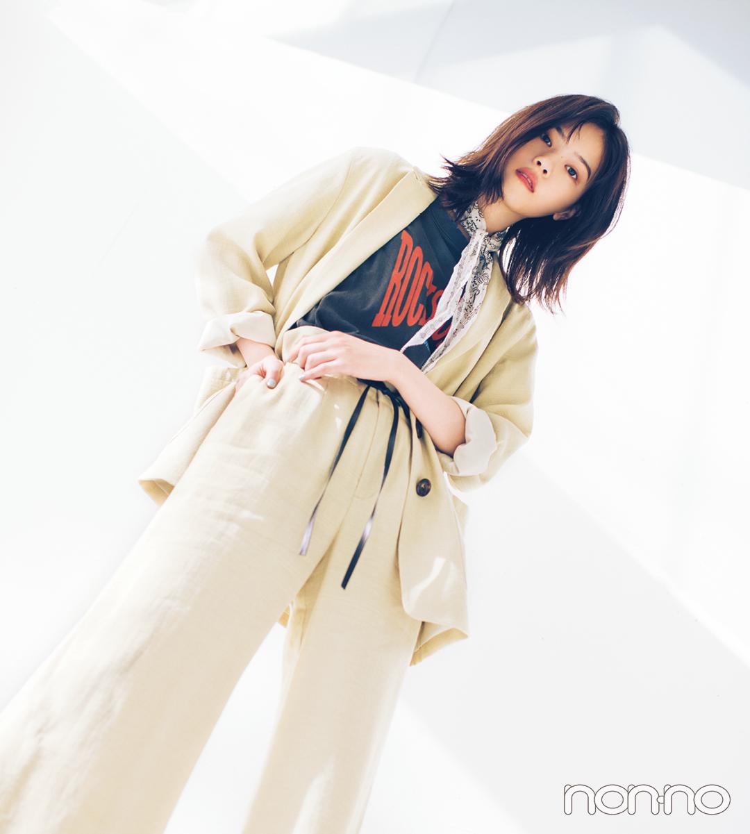 西野七瀬、春のファッション3変化。【進化する西野七瀬2015-2020】_1_3