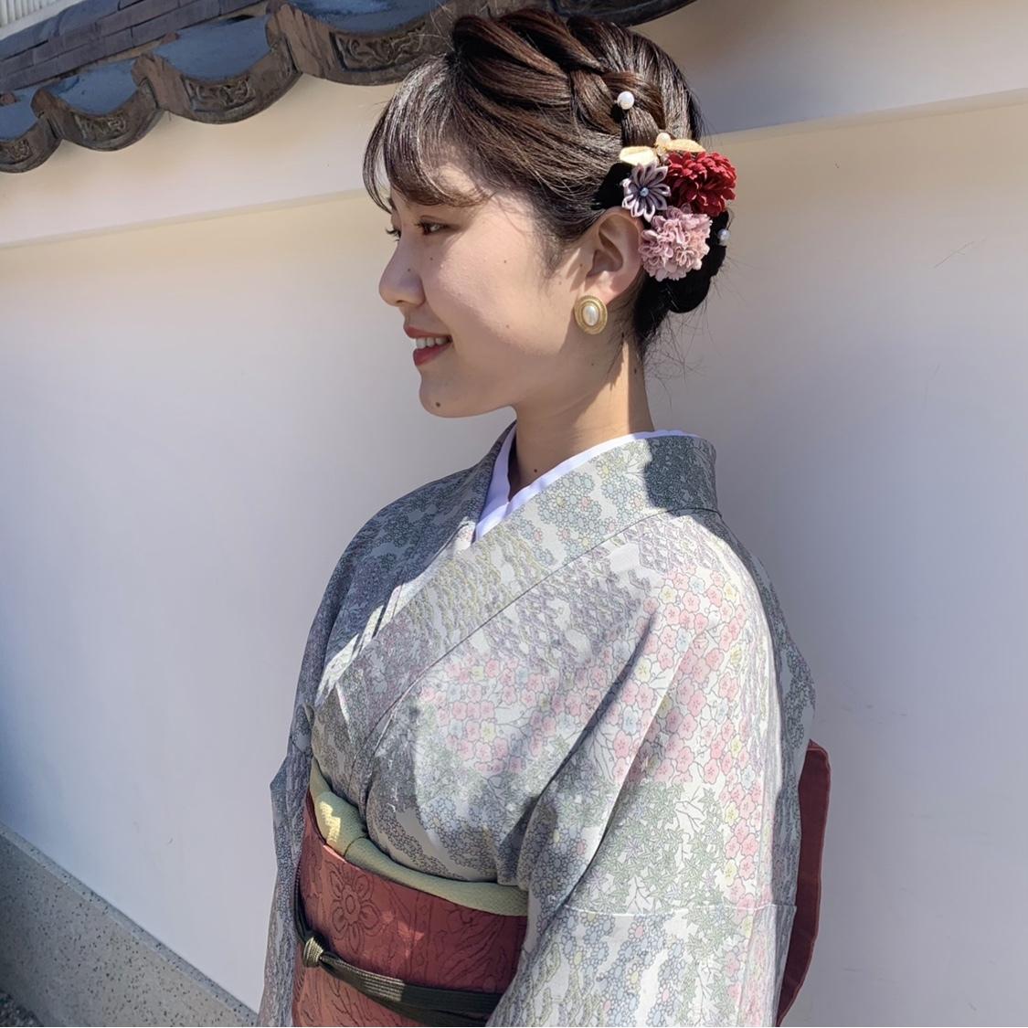 【女子旅in京都】着物はここで借りました!!_1_1