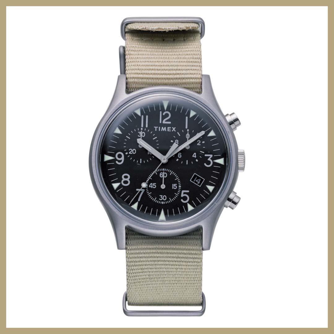 馬場ふみか×メンズライクな腕時計がズルいくらい可愛い♡ 機能派ウォッチ5選!_1_3-3