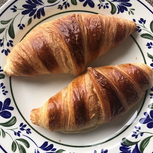 幸せな朝食♡オーブンに入れるだけで本場フランスのクロワッサンが楽しめる!_1_3