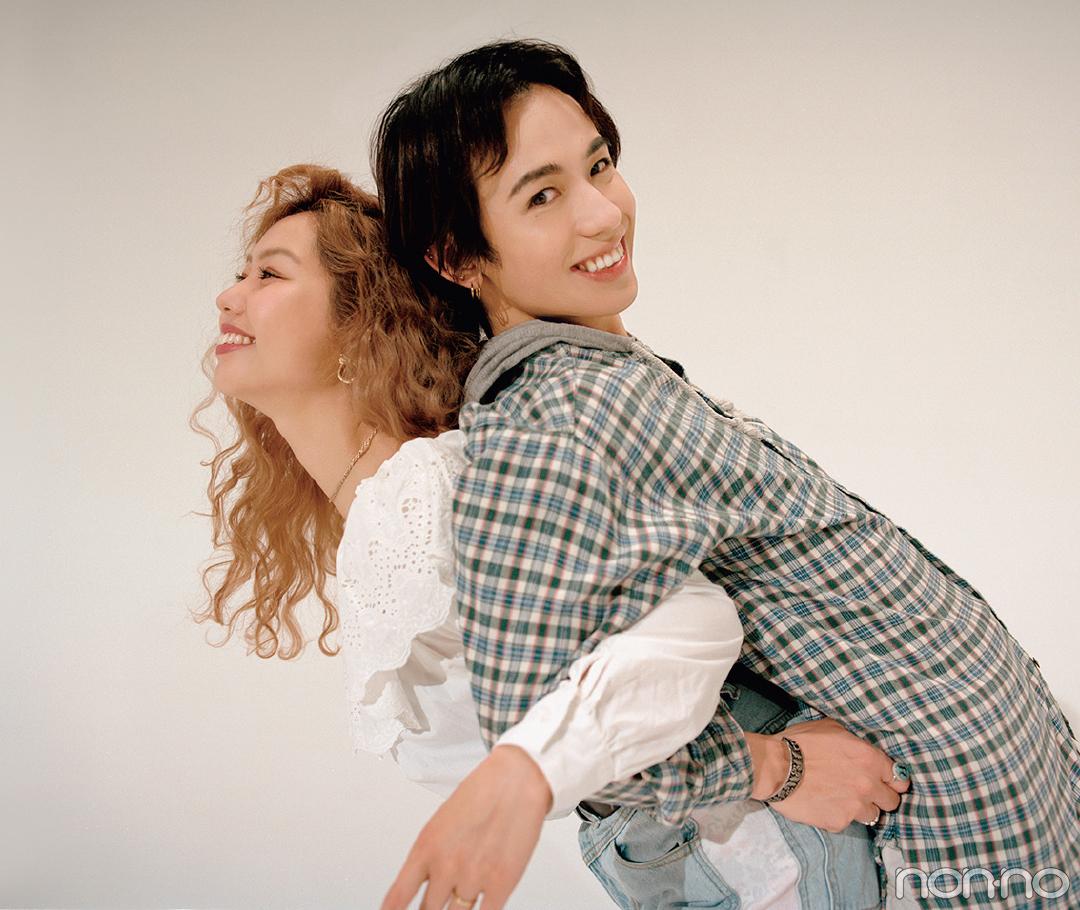 Photo Gallery|ぺこ&りゅうちぇるの微笑ましすぎる夫婦ショット公開!_1_3