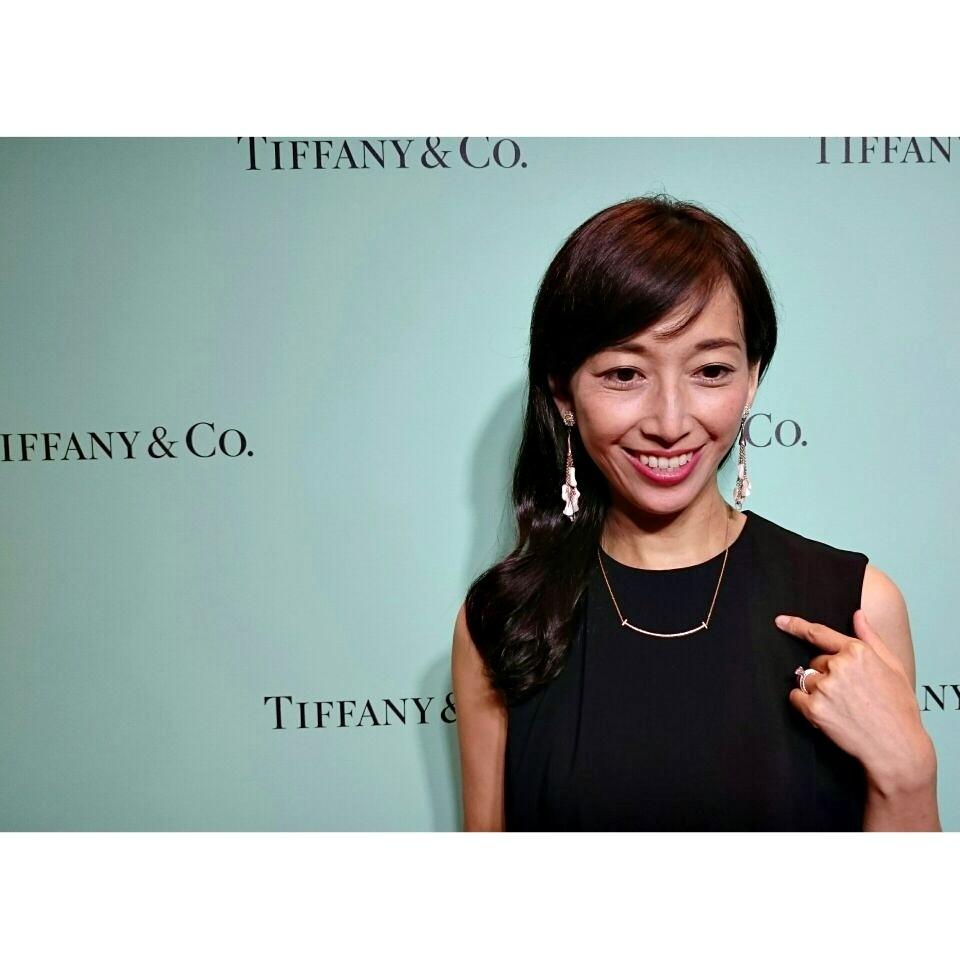 Tiffanyブルーと眩いばかりのハイジュリーに囲まれて Tiffany×Marisolイベント♡_1_1