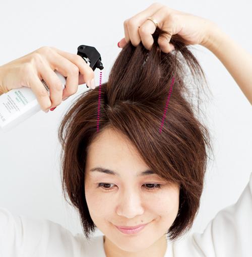 アラフォーの髪悩み「薄毛」問題はスタイリングが強い味方!_4_2