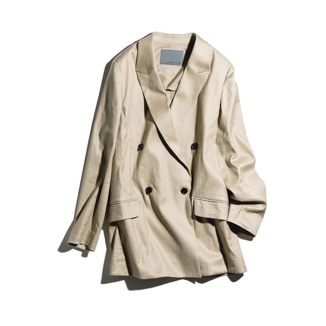 ファッション アンクレイヴのジャケット