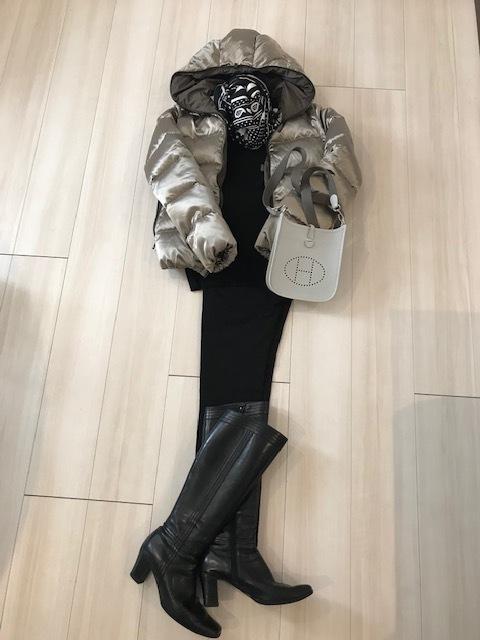 ブーツコーデ4