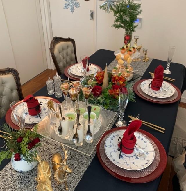 クリスマス料理レッスンへ♡_1_1