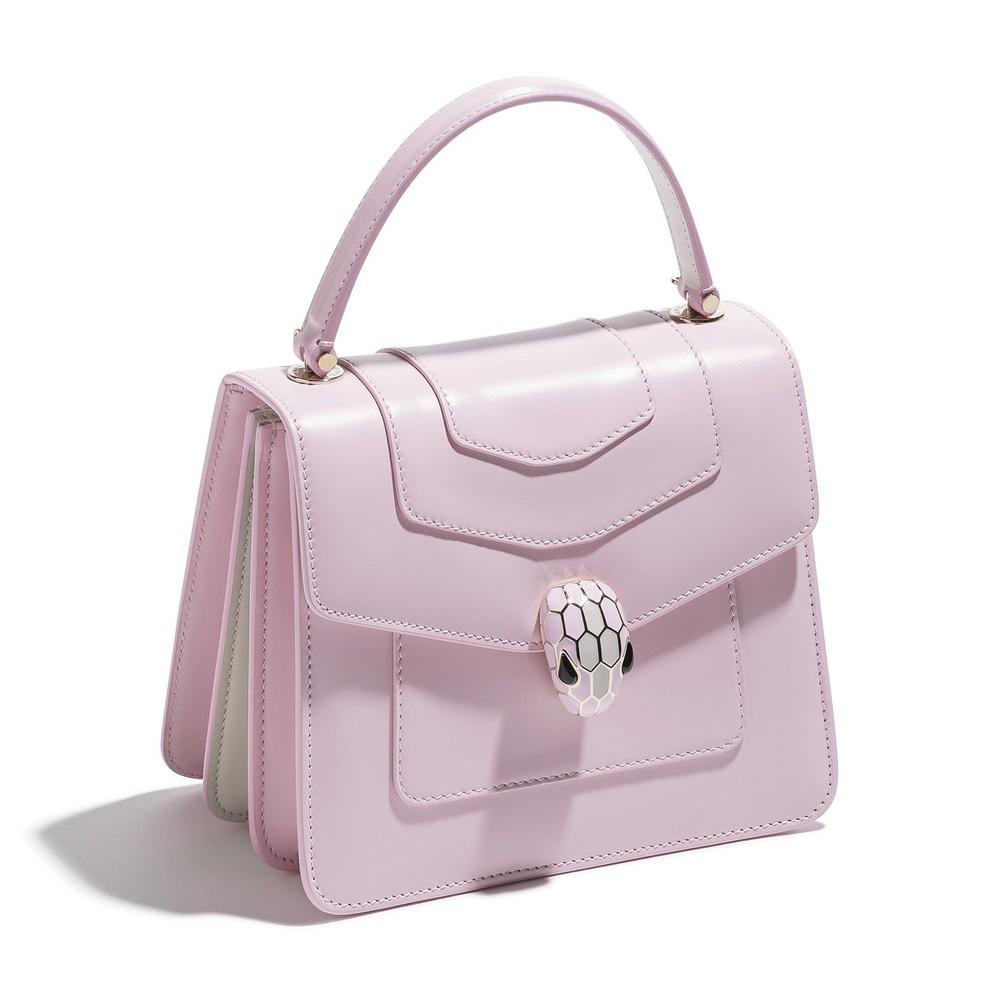 ファッション ブルガリのバッグ