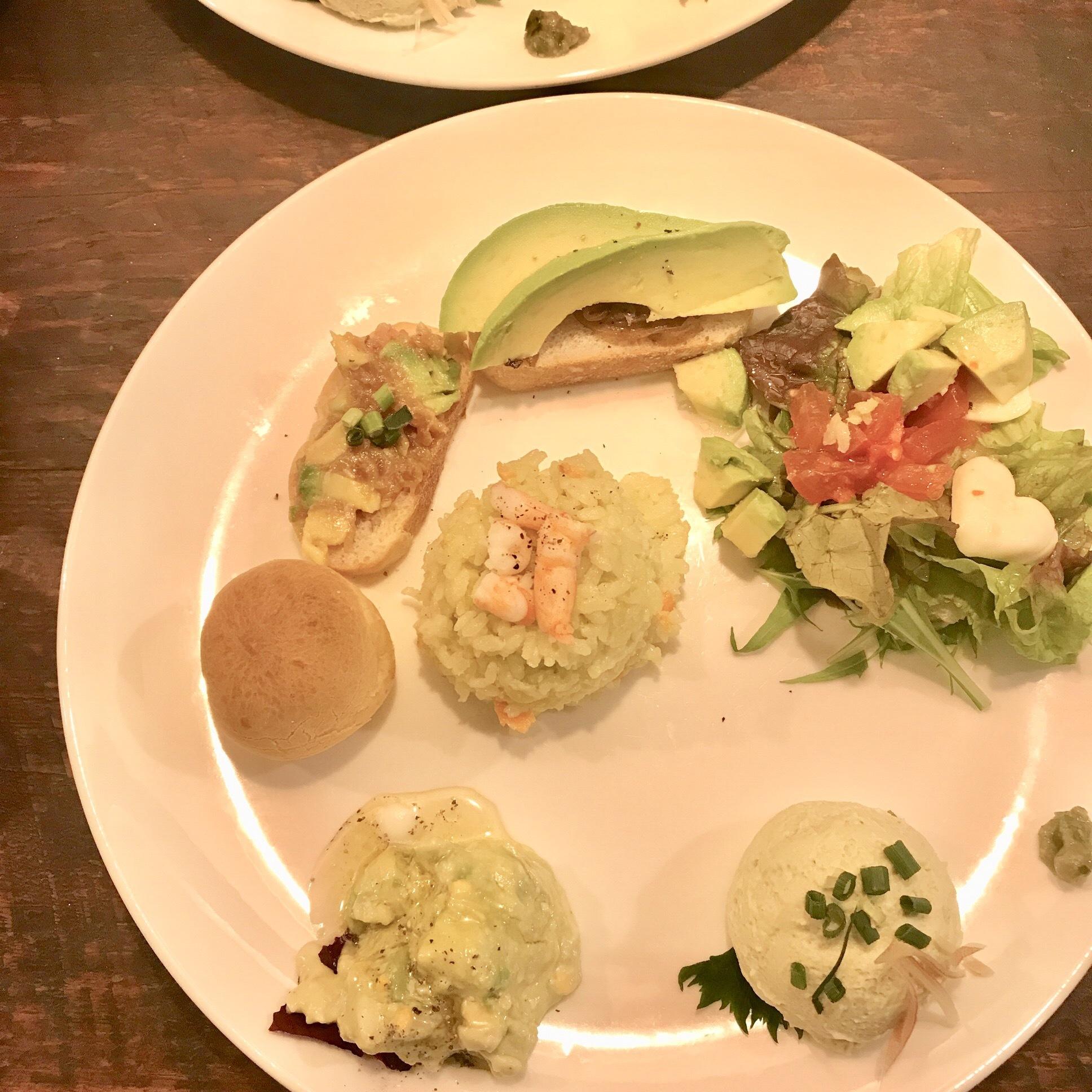 【渋谷】アボカド料理のお店《ウサギ》♡_1_2