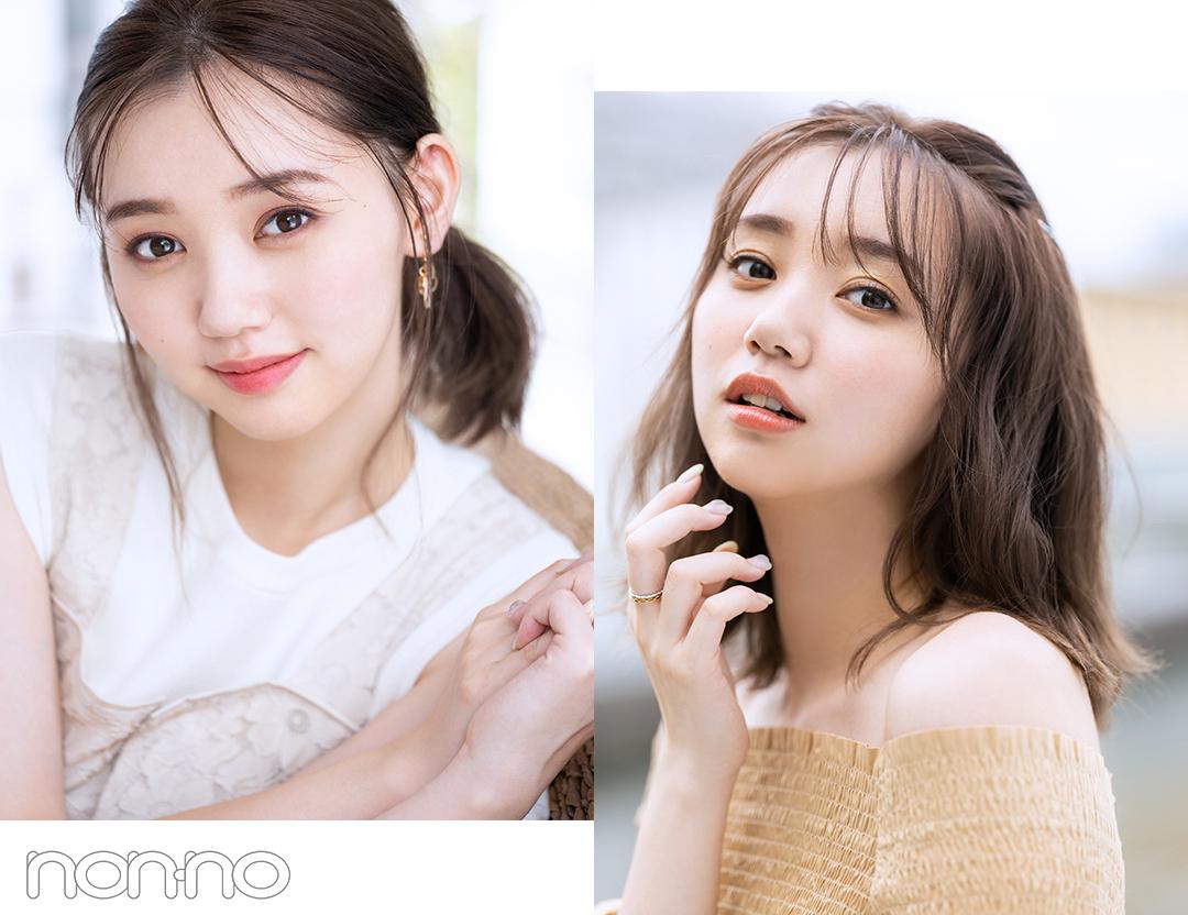 「一緒にいたい」がキーワード 新しい恋を呼ぶ♡ 秋のモテ顏メイク 江野沢愛美