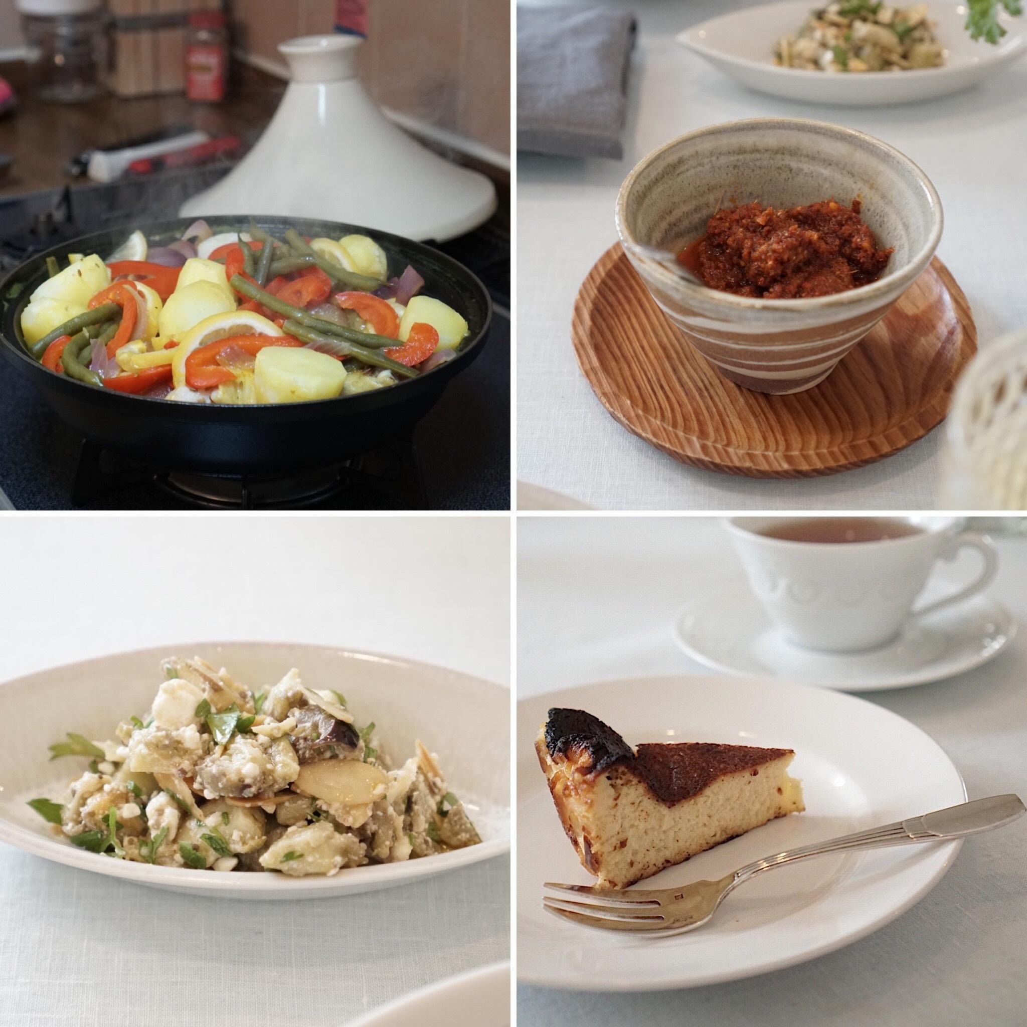料理研究家・島田まきさんのお料理教室へ_1_2