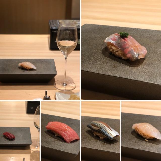 オトナ女子の新年会は銀座でお寿司!_1_4
