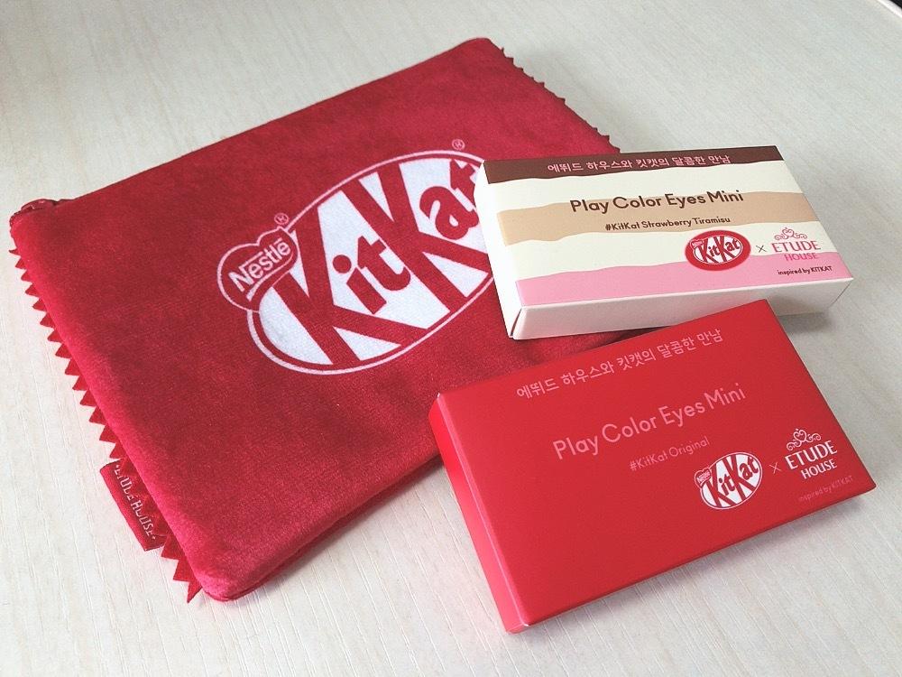KitKat×ETUDEHOUSE コラボが激かわ❤︎_1_1