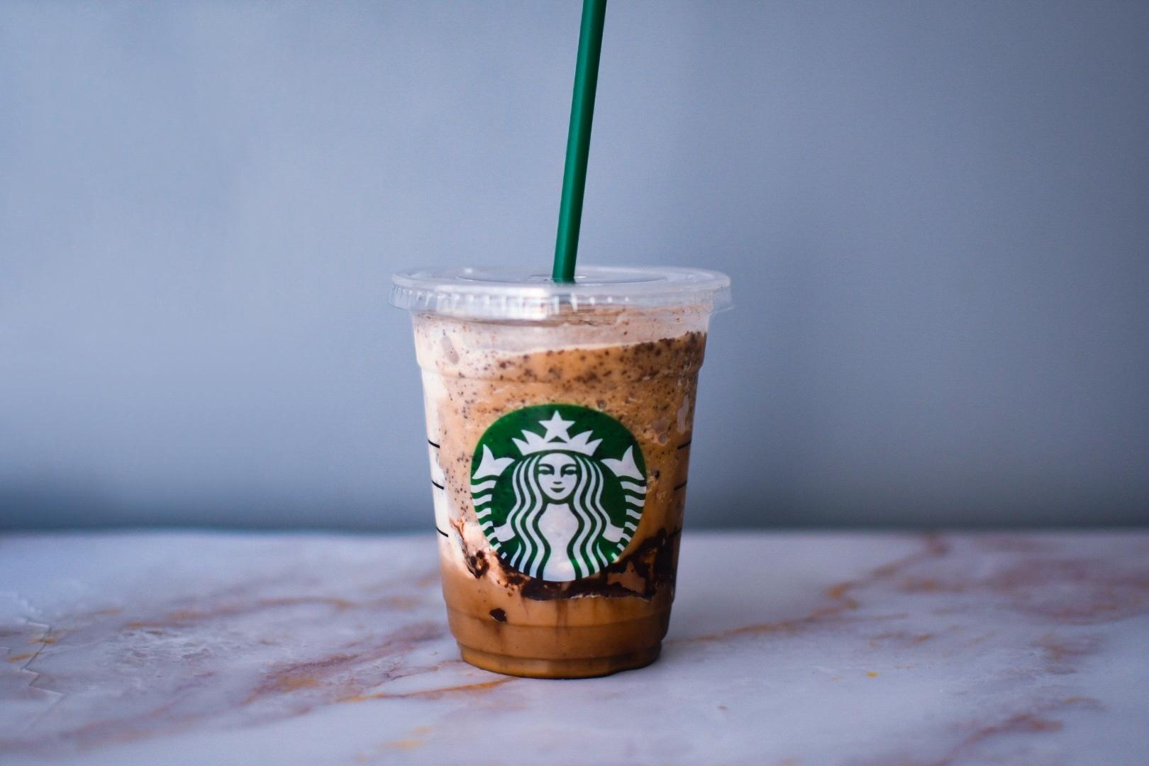 モバイルオーダー&ペイ、デリバリーでのみ注文できるスターバックスコーヒーの「チャイ チョコレート フラペチーノ」