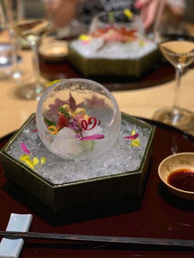ウェスティンホテル東京・日本料理【舞】で秋の女子会ディナー_1_1-4