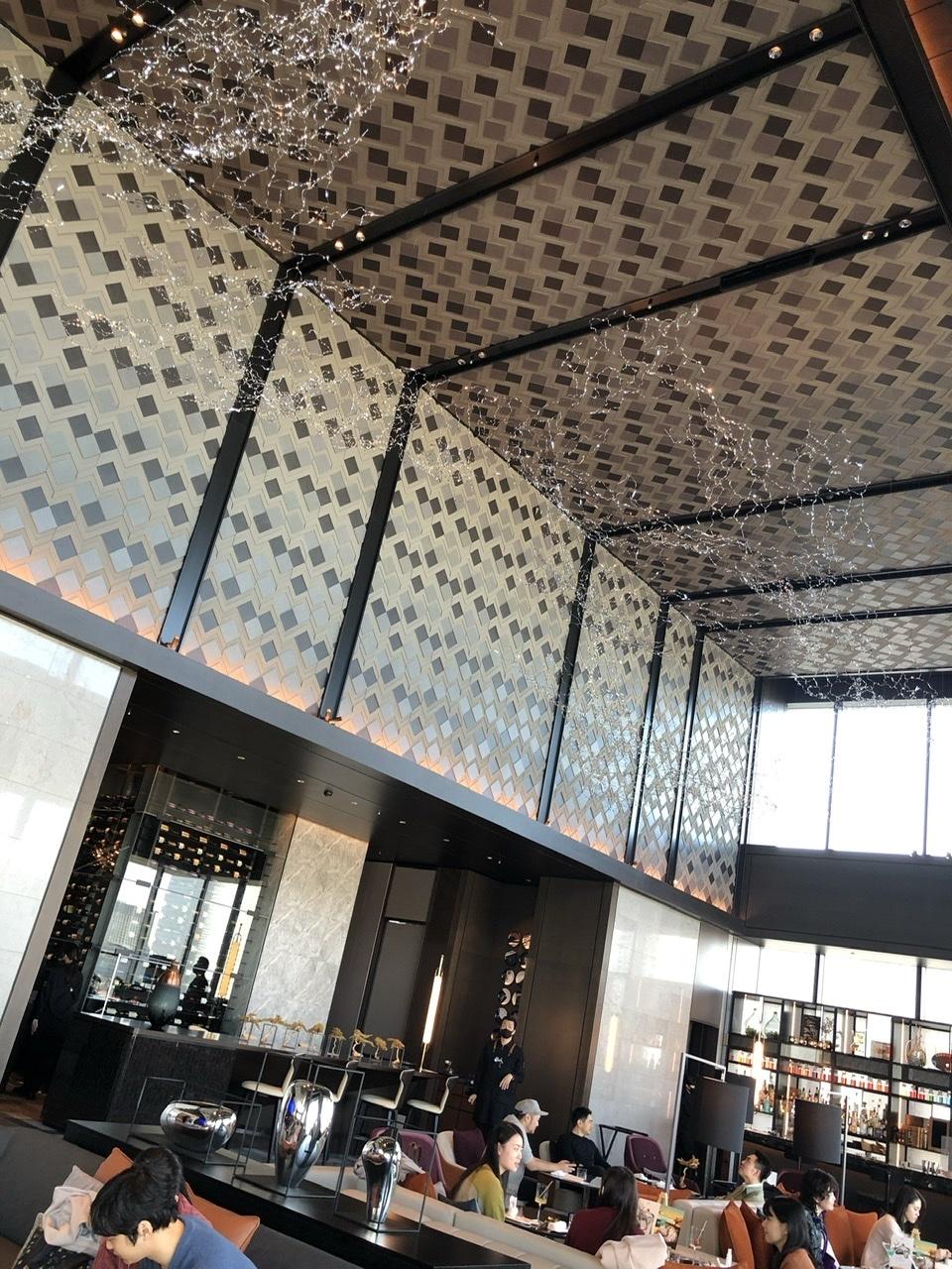 五感を魅了する場所『メズム東京』レストランChef's Theatreへ_1_6-1