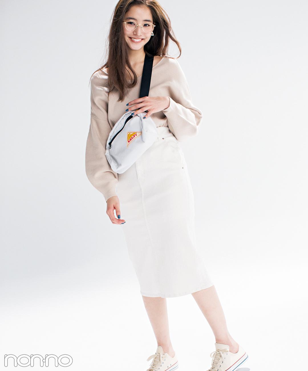 優子と七瀬がお手本♡ 女子が永遠好きな配色★白っぽワントーン2018春の4選_1_3-2