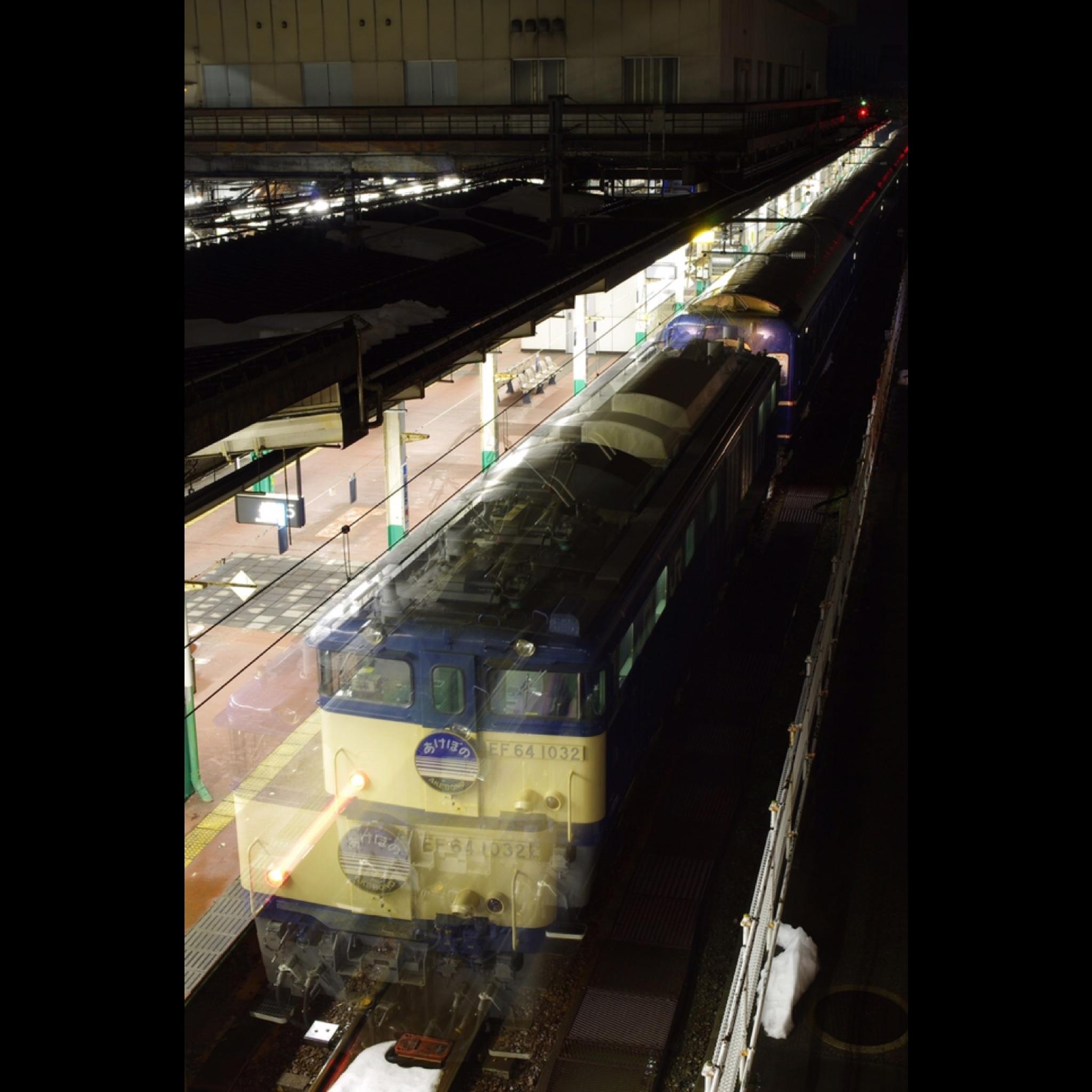 金沢行き夜行列車の思い出。_1_1-3