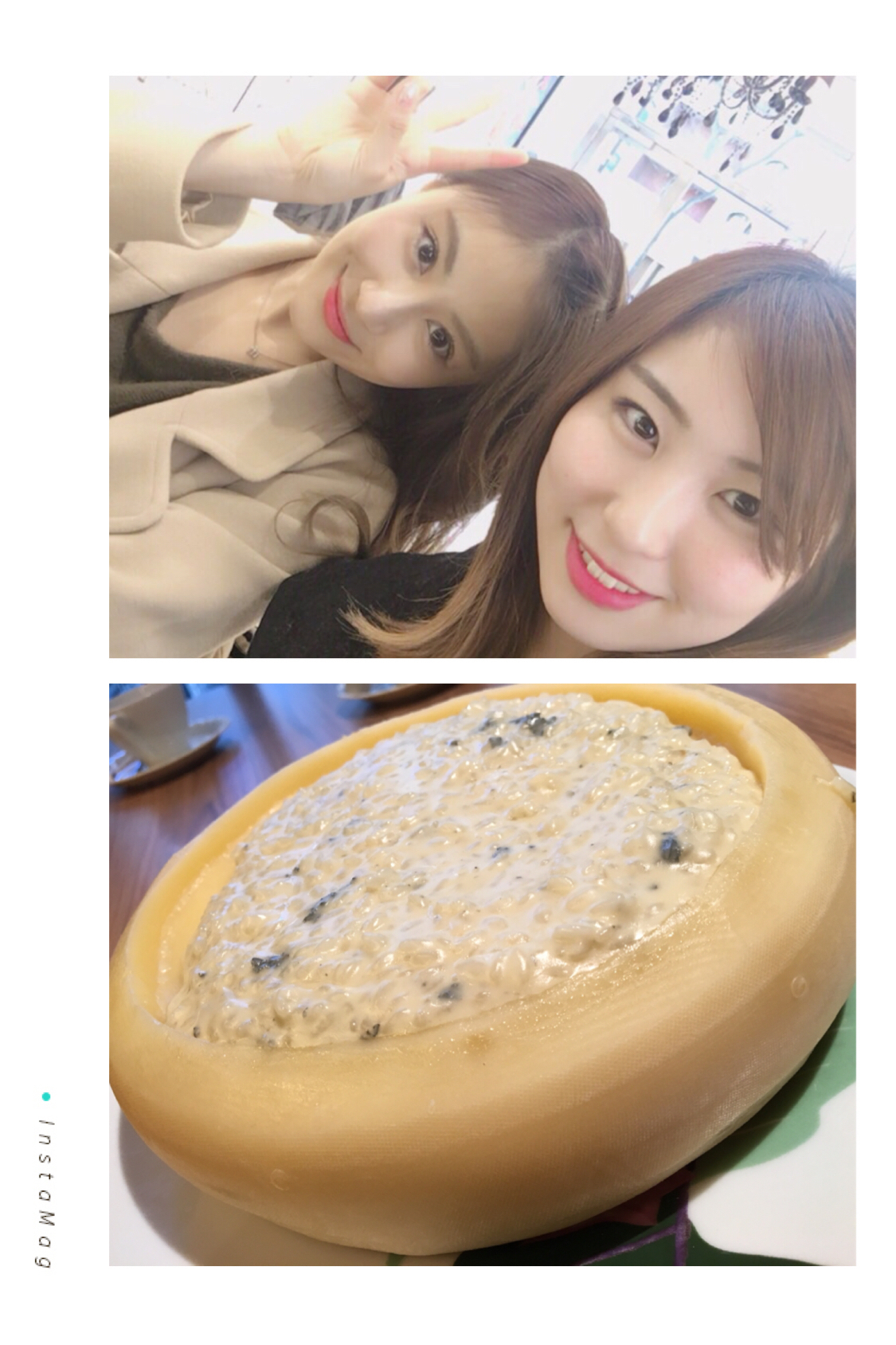 アトリエドフロマージュ♡感動のチーズリゾット?♡_1_6