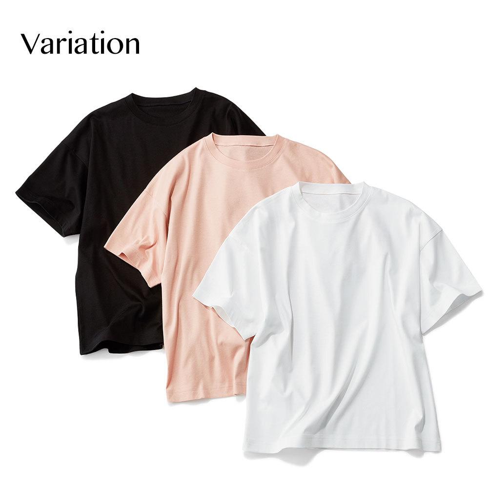 エムセブンデイズのTシャツ_バリエーション