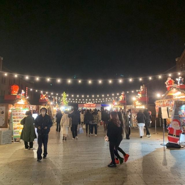 【 横浜 】クリスマスマーケットに行ってきました ☺︎_1_1-2