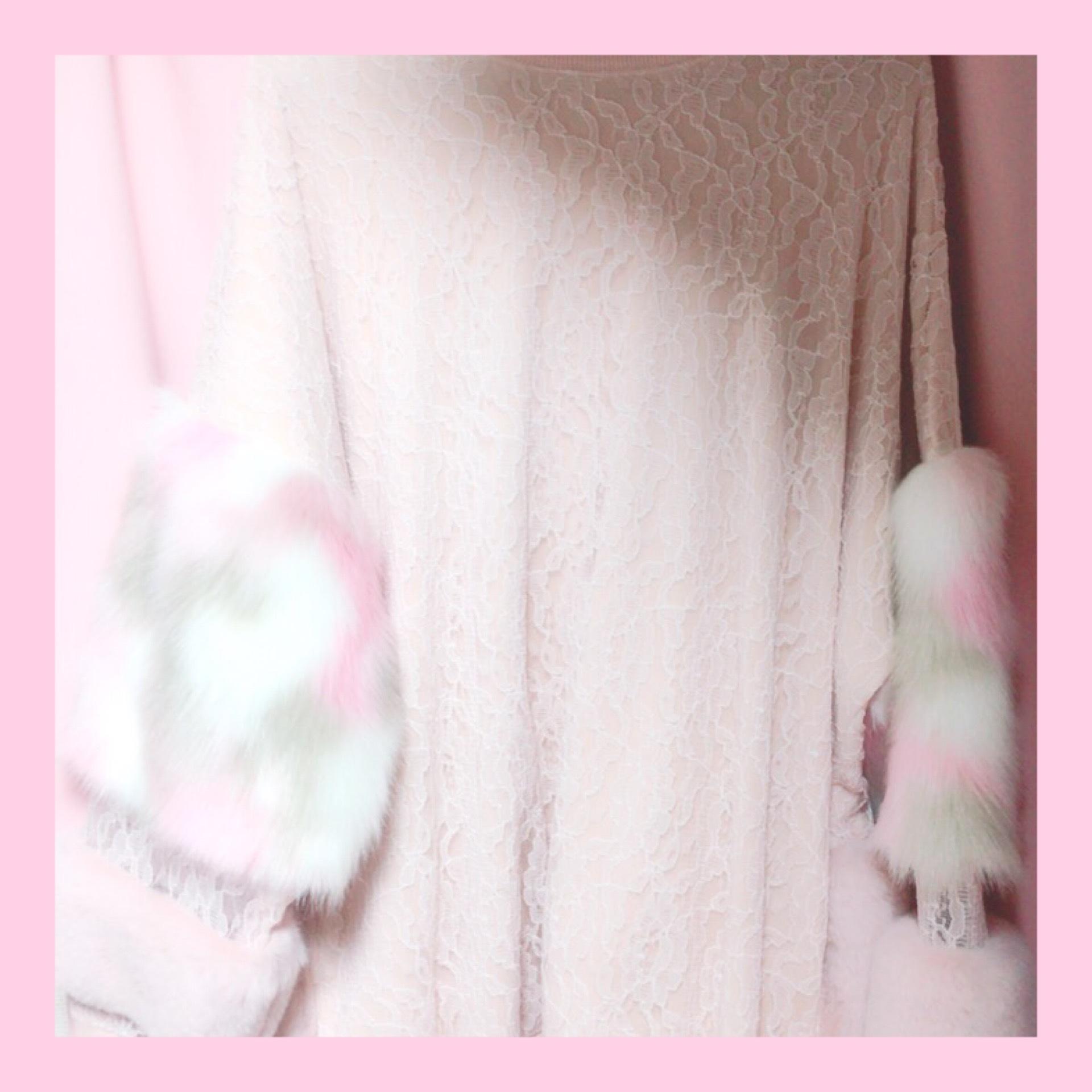 冬の購入品 ❄︎ 『 one spo  ファーワンピ 』_1_1