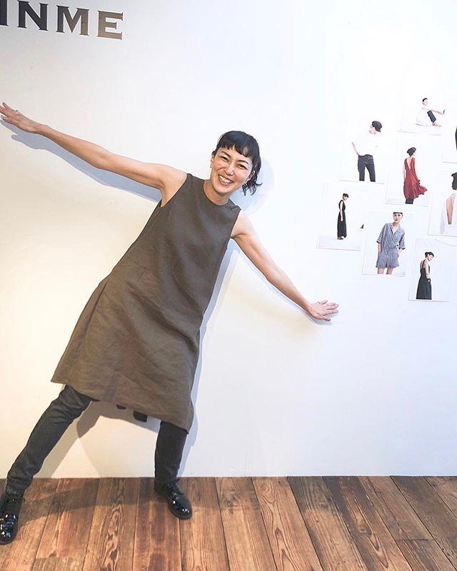 板谷由夏さんのブランド「SINME」が素敵_1_1