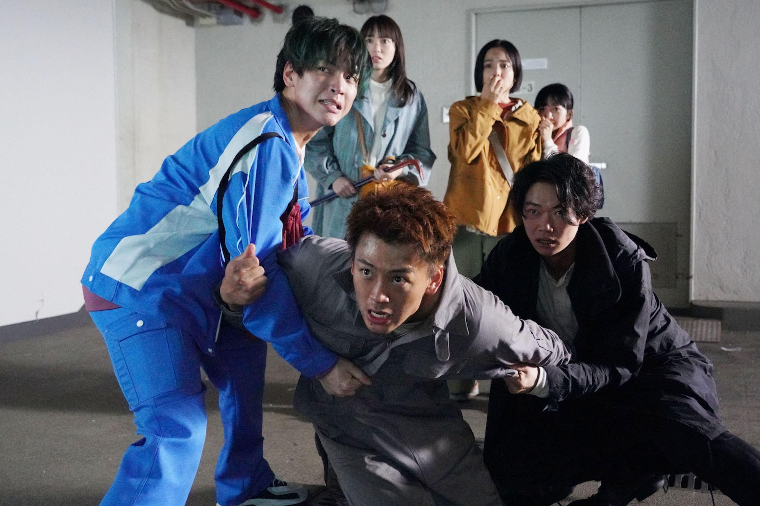 N.Flyingのジェヒョンさんが、日本のドラマ「君と世界が終わる日に」で魅力を発揮!_1_5