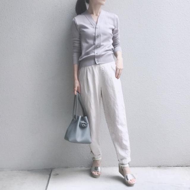 今選びたいのは、夏まで穿ける心地よい「リラックスパンツ」_1_4