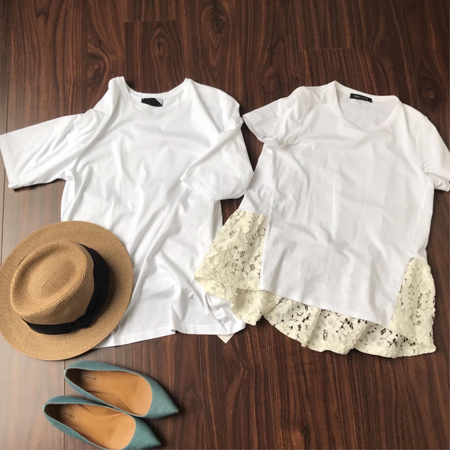 今年はこの白Tシャツで決まり!_1_1-3
