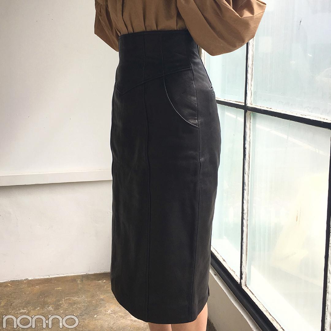 渡邉理佐はこの秋、シャツ&スカートでフェミニンコーデに挑戦中♪_1_2-1