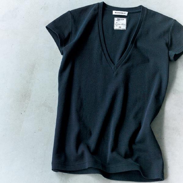 エクラ世代ブランドならかゆいところに手が届く、頼れる逸品Tシャツ7_1_1-5