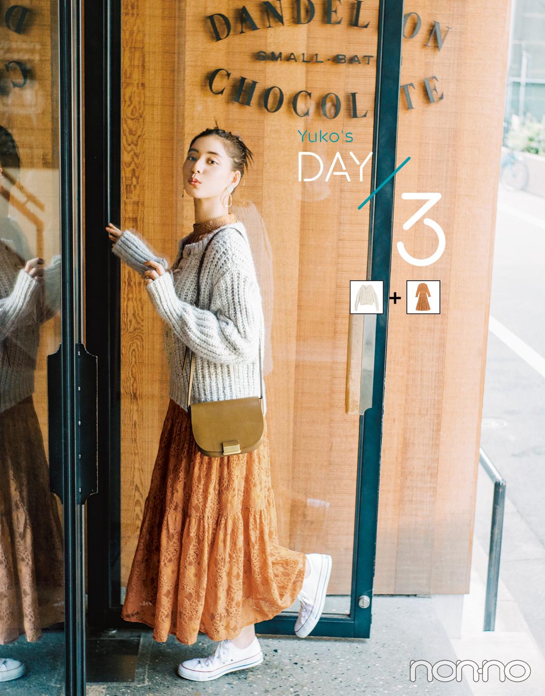 Yuko's DAY3