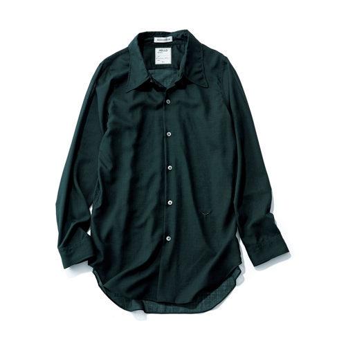 MADISONBLUE ローカラーマダムシャツ ¥49,000+税