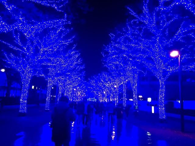 青の世界☆