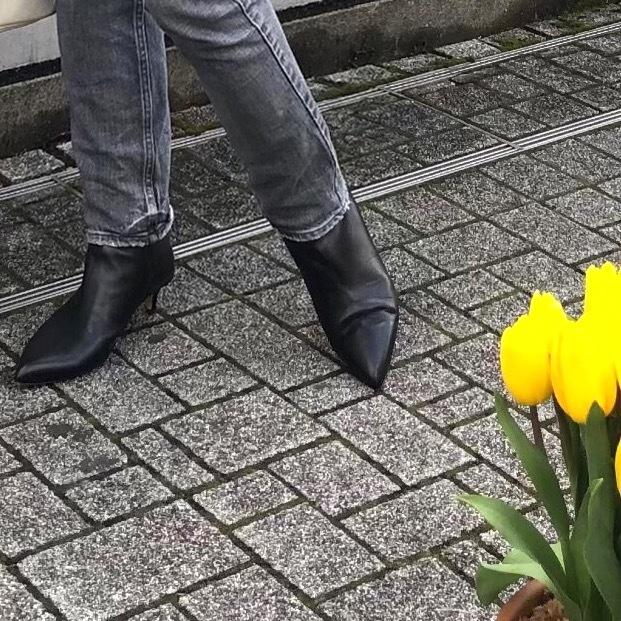 春にも履きたいショートブーツ_1_2