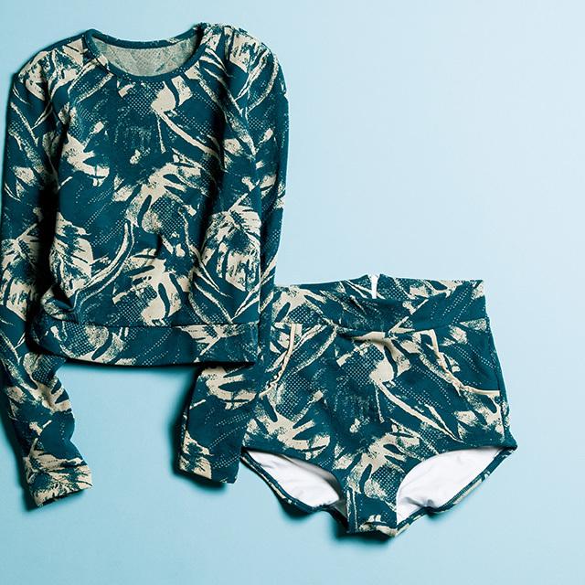 より優雅に! 洋服感覚で選べる「大人ブランドの水着」 五選_1_1-2