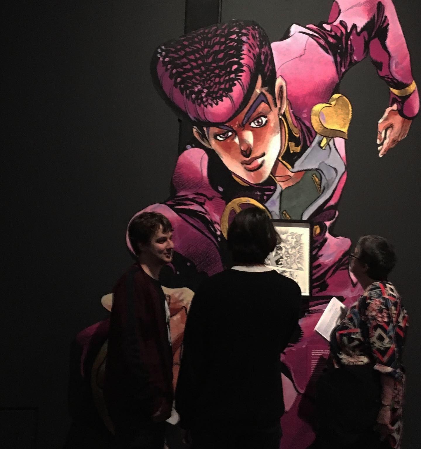 大英博物館の「マンガ展」へ。_1_1-8