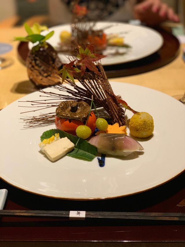 ウェスティンホテル東京で秋の味覚を堪能_1_1-3