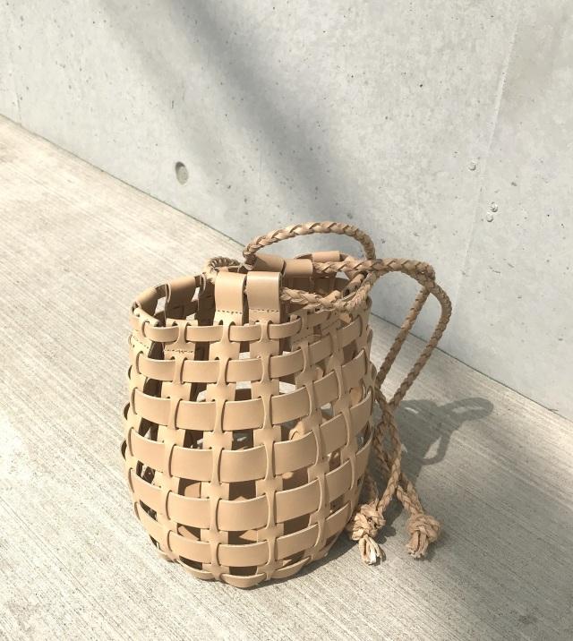 この夏の本命バッグは【A VACATION】のメッシュショルダー_1_2
