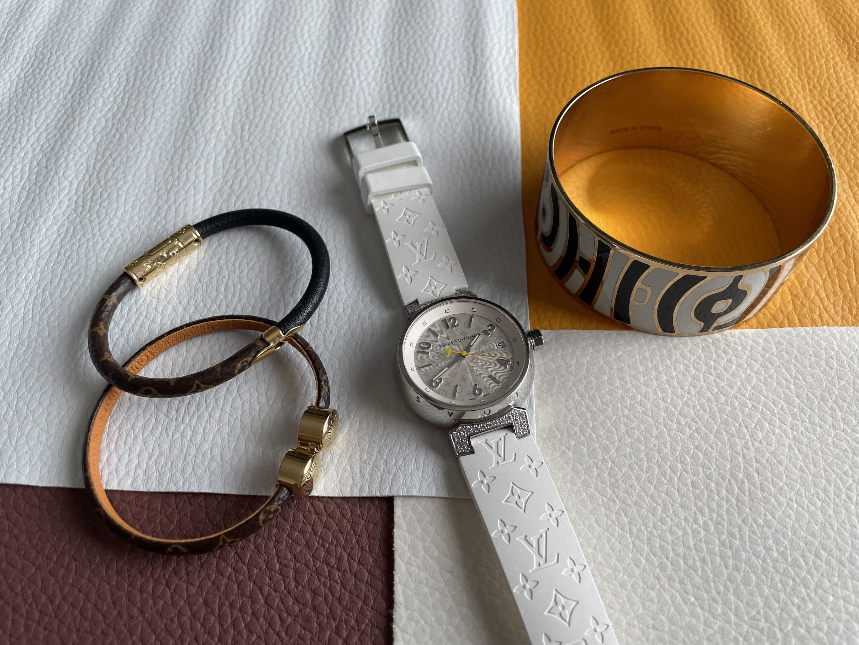 バングル 腕時計 ブレスレット