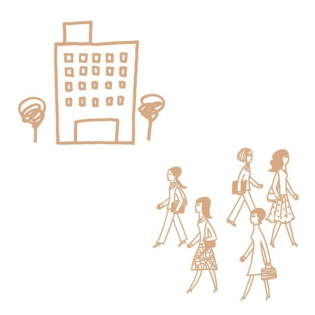 仕事=会社員という固定観念を捨てれば、仕事の幅は広がる