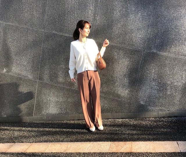 【無印良品×UNIQLO】リラックスコーデ_1_2
