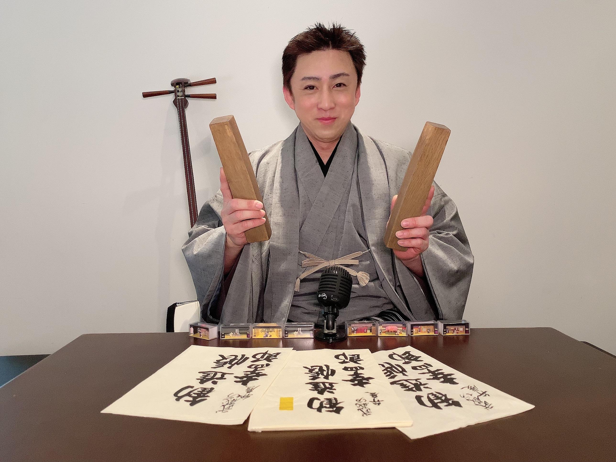 松本幸四郎さんが自宅でトークショーを開催!! オンライン配信で観覧できます!
